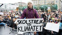 Vědci podpořili středoškoláky. Budou stávkovat za ochranu klimatu
