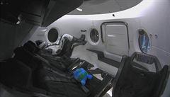Musk testuje dopravu lidí do vesmíru. K ISS vyslal loď s figurínou pojmenovanou po postavě z Vetřelce