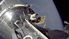 Pozapomenutá výprava do vesmíru Před 50 lety odstartovala kosmická loď Apollo 9