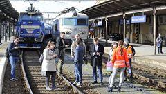 Za bezproblémové řízení vlaku vyšší plat. Ťok chce zavést bodový systém pro strojvedoucí