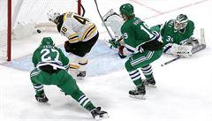 NHL: Krejčí rozhodl prodloužení, Zadina skóroval poprvé v NHL