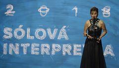 Sólovou interpretkou roku je Barbora Poláková. Porota Cen Anděl ocenila její nové album