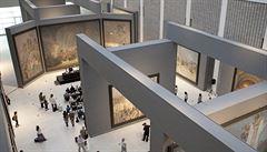 Vyšší stropy i terasy na střeše galerie. Veletržní palác se dočká výrazných změn