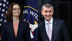 Babiš potvrdil, že navštíví CIA. Jako první český premiér bude jednat se šéfkou agentury