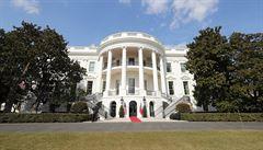 Pence není v izolaci, vyvrátil Bílý dům spekulaci. S Trumpem se raději nesetkal