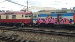 V Brně se ráno srazily vlaky. Na místě bylo 22 zraněných, škoda je téměř půl milionu