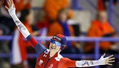 Životní forma Sáblíkové. Ve finále Světového poháru pokořila potřetí světový rekord