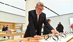 Babišův poslední den v USA. Uctil památku obětí útoku z 11. září a navštívil Apple Store