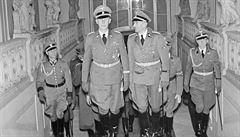 80 let od nacistické okupace: Utekli jsme hrobníkovi z lopaty, tvrdí historik