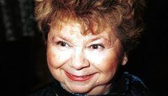 Hlas propůjčila i včelce Máje. Ve věku 88 let zemřela dabérka a herečka Janoušková