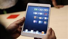Nový iPad Mini bude v Česku dražší než se očekávalo