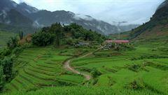 Přírodní krásy a exotické zajímavosti Severního Vietnamu na kole, lodi i kajaku i po svých