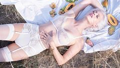 Prádlo nemusí být jen jemné, může být i svůdné, říká návrhářka