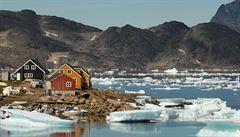 Grónsko ohromí ledovými krami a liduprázdnou krajinou opravdu každého,