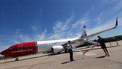 KOMENTÁŘ: Proč akcie Boeingu ani moc nepadají?