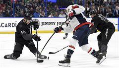 Tampa Bay slaví v NHL premiérový zisk Prezidentovy trofeje