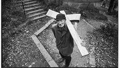 Lesk a bída Kladna na fotografiích. Jiří Hanke představuje člověka ve zlomových bodech dějin