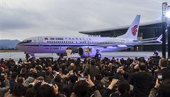 Etiopské aerolinky i Čína zastavily po tragédii provoz Boeingů 737 MAX 8