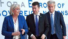 SPD chce na 'Václaváku' protestovat proti EU. Přijet má i Le Penová s Wildersem