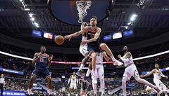 NBA: Prohru Washingtonu nezvrátil ani Satoranského double double