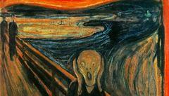 Munchův Výkřik se dá lehce mylně vykládat, tvrdí kurátor. Jde o vzpomínku na melancholii