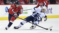 NHL: Vrána dal gól a splnil fanynce přání, skóroval i Voráček