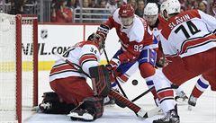 Mrázek v NHL nezabránil prohře Caroliny ve Washingtonu