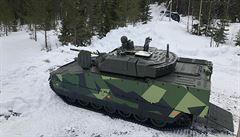 Klíčový tendr na obrněnce. Švédové slibují zapojení českého byznysu do armádní superzakázky