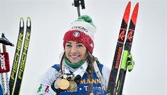 Wiererová je královnou Světového poháru, Bö vylepšil svůj vlastní rekord
