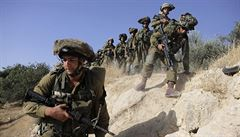 Odveta za raketový útok. Izraelská armáda poslala posily k hranici Pásma Gazy