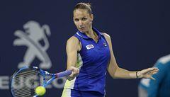 Plíšková může předehnat Kvitovou. A bude blízko i postu první tenistky světa
