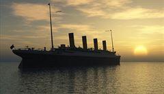 K potopení Titaniku 'přispěl' Měsíc, míní vědci