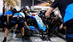 Williams chtěl potěšit fanoušky a ukázat vůz v rozšířené realitě. Zhatili to však hackeři