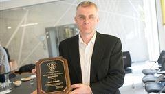 Zlínský vědec získal cenu za výzkum o polymerních materiálech