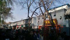 ČÍNSKÝ ŠOK: Co je hutong a jak se tam žije? Často mají i společné, ničím neoddělené záchody