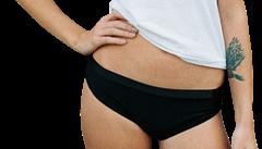 'Plast si mezi nohy nechce dávat nikdo.' Češka vyrobila menstruační kalhotky místo vložek