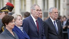 Zeman se omluvil rakouskému exstarostovi. Za třicet let v politice je to moje druhá omluva, dodal