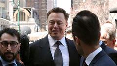 Musk si v kauze pomluvy britského jeskyňáře najal odsouzeného podvodníka. Měl nalézt důkazy