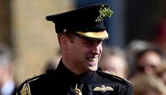 Tajný agent z Cambridge. Princ William pracoval tři týdny u bezpečnostních služeb