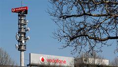 Vodafone vyřešil velký výpadek. Problémy se objevily s voláním, televizí i internetem