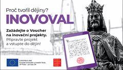 Kdyby Karel IV. a Jan Žižka inovovali s Pražským voucherem