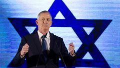 Bibi, či Benny? Netanjahua chce ve volbách porazit bývalý voják