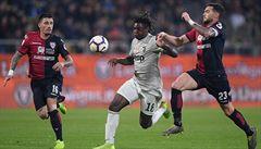 Juventus bez Ronalda podlehl Spalu. Slavit titul může ale už v neděli