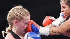 Bytyqi je dál šampionkou WBC, s Vargasovou z Mexika remizovala