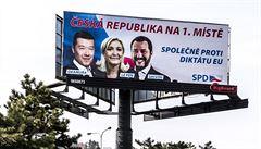 Okamura vystoupí na Salviniho mítinku v Miláně. Jde o poslední akci SPD před eurovolbami