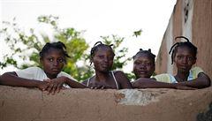 Třetina školaček v JAR je nakažena virem HIV