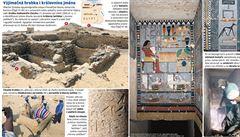 Výjimečný objev českých egyptologů. Tajemná 'faraonka' už má jméno