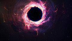 Černé díry působí gravitační silou a není z nich prý úniku