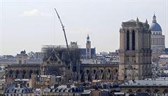 O podobě věže katedrály Notre-Dame rozhodne mezinárodní konkurz. Může pomoct vizualizace po mrtvém vědci