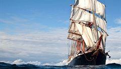 Estonsko a Polsko zakázaly ruské plachetnici vplout do přístavů. Veze kadety z Krymu